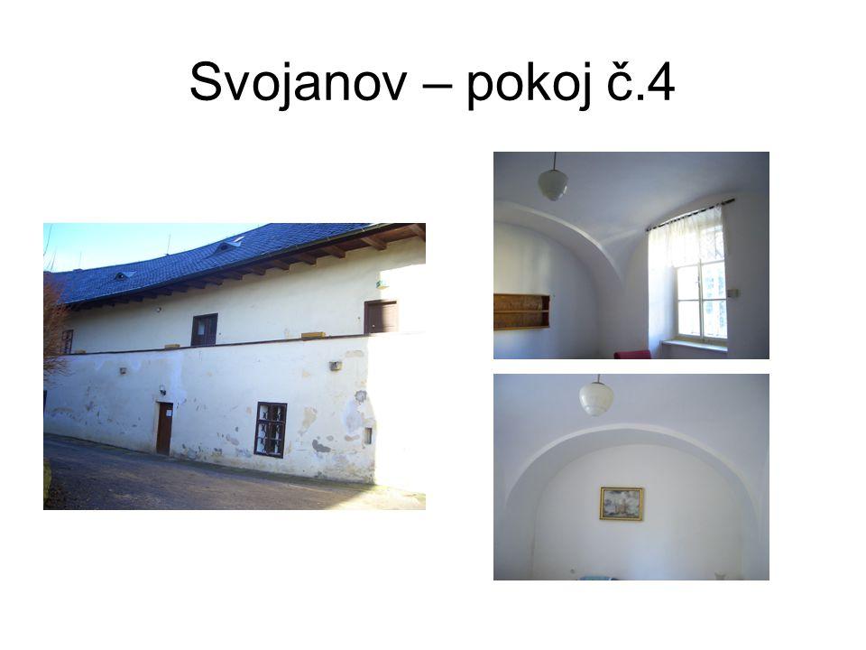 Svojanov – pokoj č.4