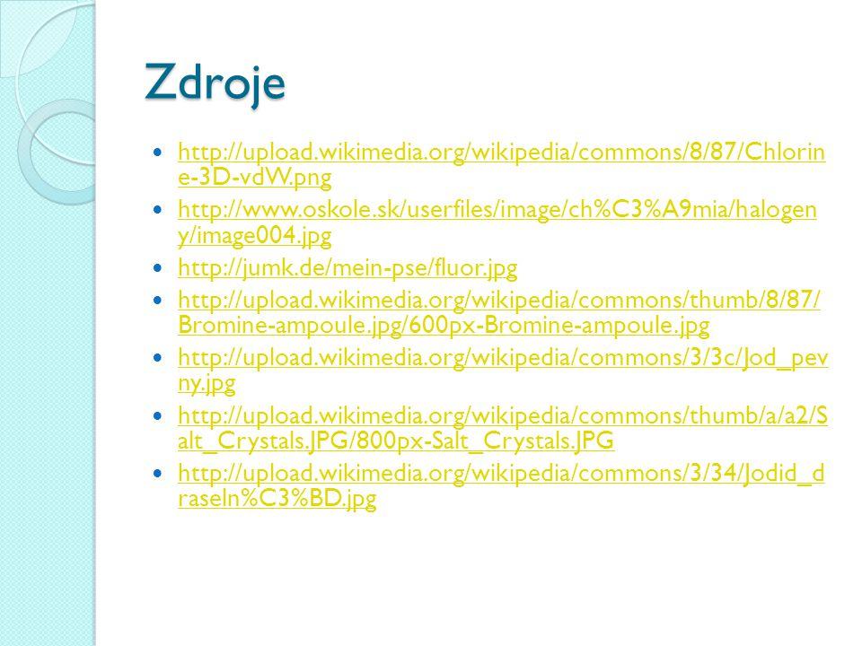 Zdroje http://upload.wikimedia.org/wikipedia/commons/8/87/Chlorin e-3D-vdW.png http://upload.wikimedia.org/wikipedia/commons/8/87/Chlorin e-3D-vdW.png