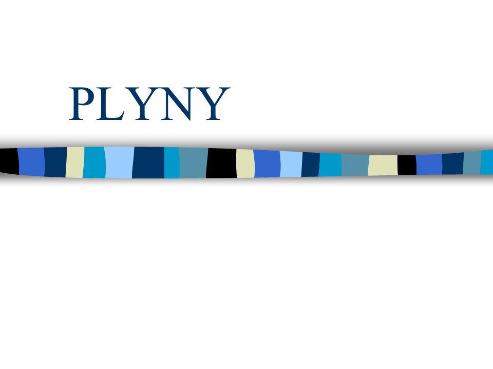 PLYNY