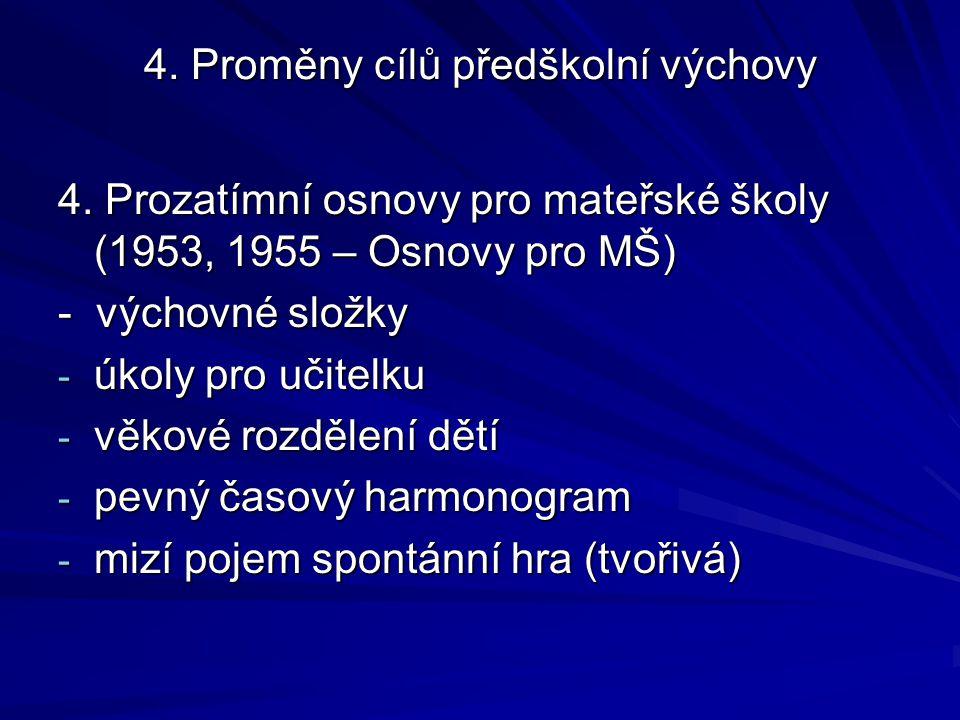 LITERATURA HAVLÍNOVÁ, M., VENCÁLKOVÁ, E.a kol.