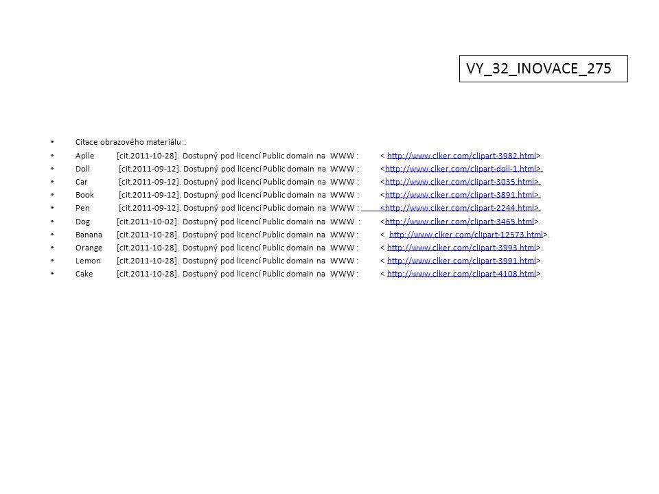 Citace obrazového materiálu : Aplle [cit.2011-10-28].