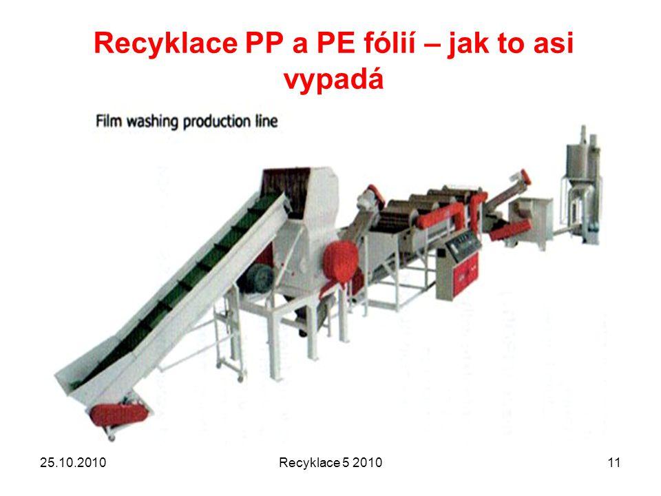 Recyklace 5 201011 Recyklace PP a PE fólií – jak to asi vypadá