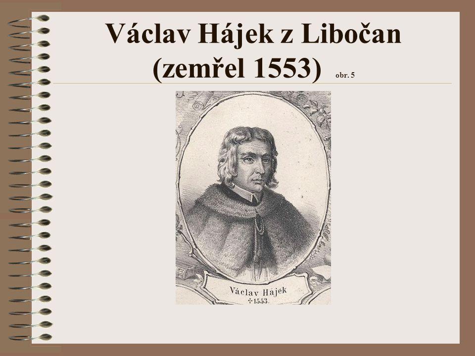 Václav Hájek z Libočan (zemřel 1553) obr. 5