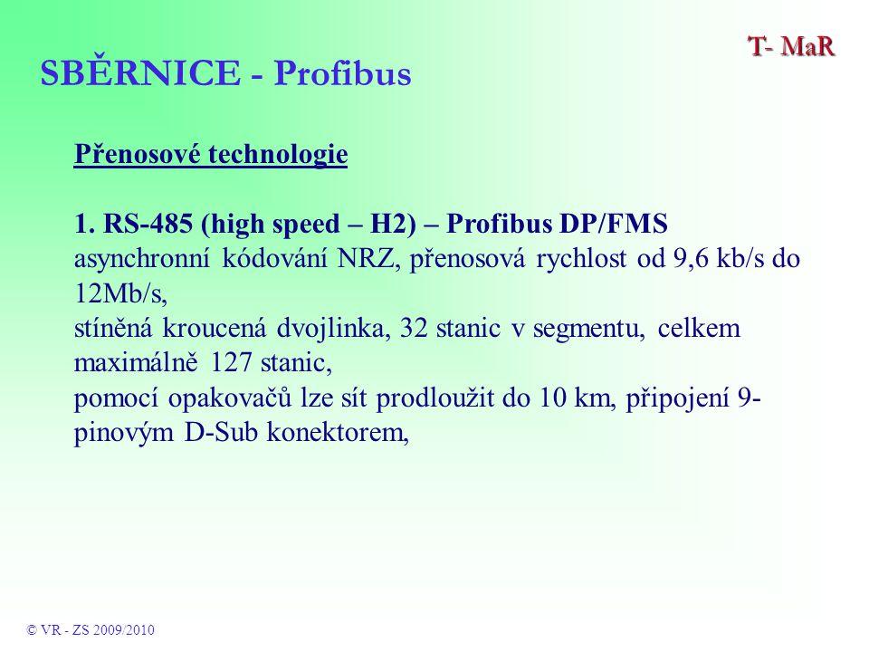Přenosové technologie 1.