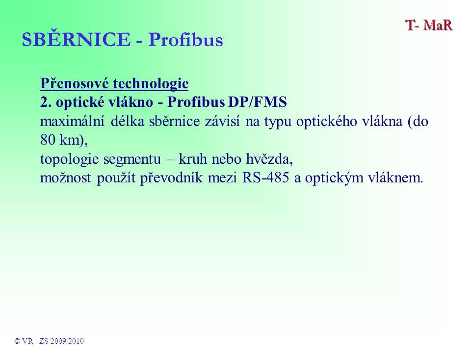 Přenosové technologie 2.
