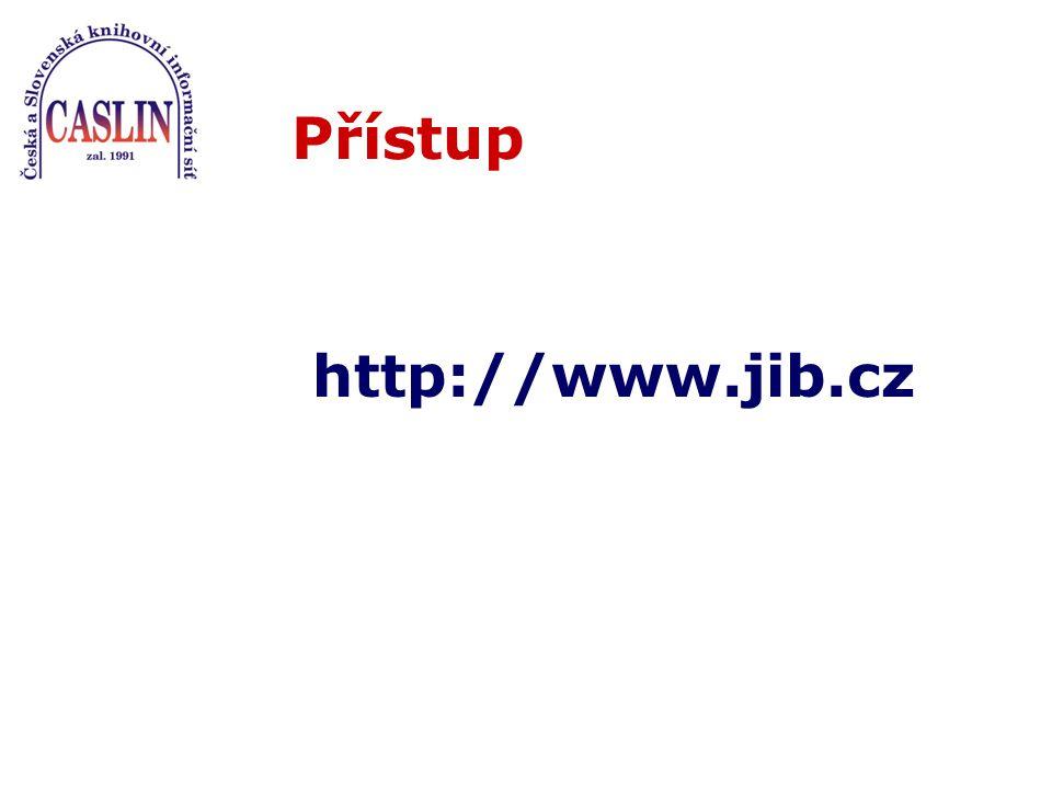 Další informace Stánek JIB stále základní informace + demo kompletní informace + demo stahování záznamů – 22.5.