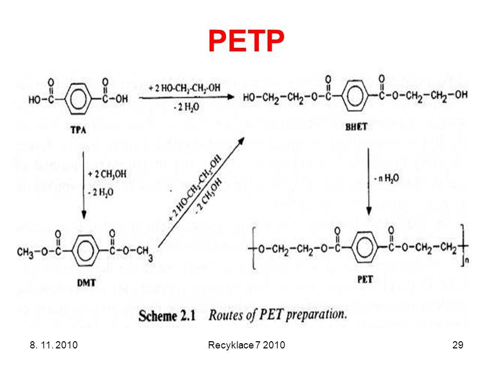 PETP 8. 11. 2010Recyklace 7 201029