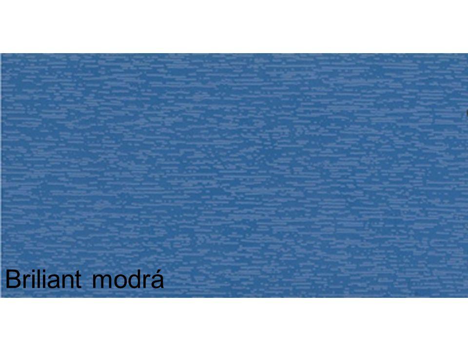 Briliant modrá