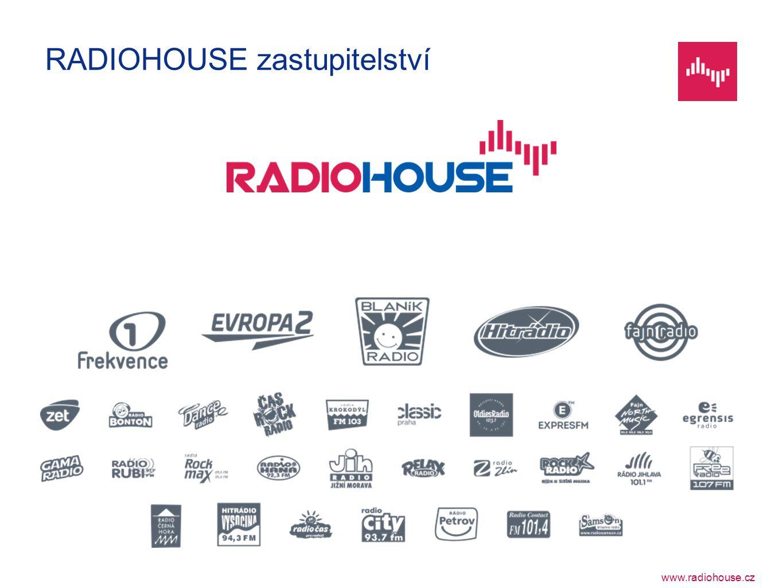 www.radiohouse.cz RADIOHOUSE zastupitelství