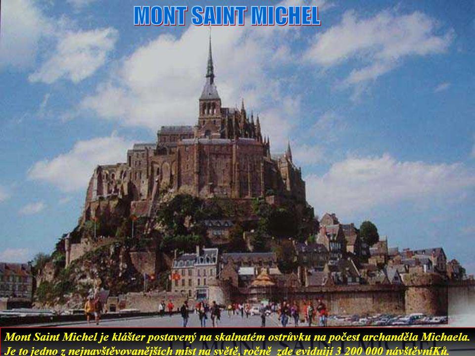 Ve středověku bylo Saint-Malo známé jako město pirátů.