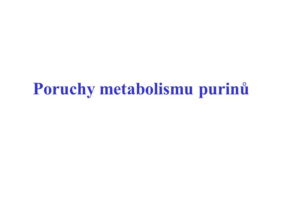 2 Inosin-5´-fosfát ´ Glycin C1C1 C1C1 Syntéza purinového skeletu de novo : Rychlost určující krok Allosterická inhibice konečnými produkty - AMP, GMP PRPP-amidotransferáza AMP GMP N N