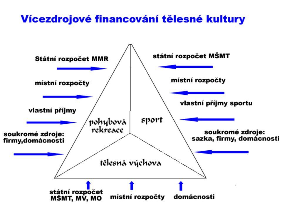 Dotační mřížka - jeden z možných modelů financování sportu