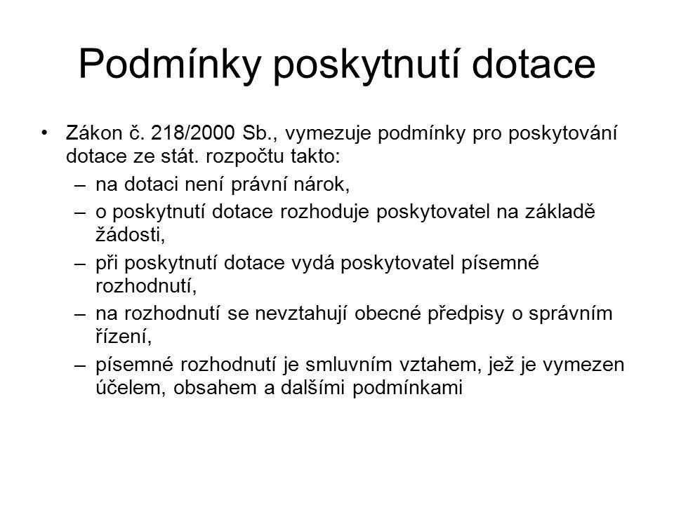 2a.MŠMT 2 okruhy: –Státní sportovní reprezentace – 3 programy (Státní sport.