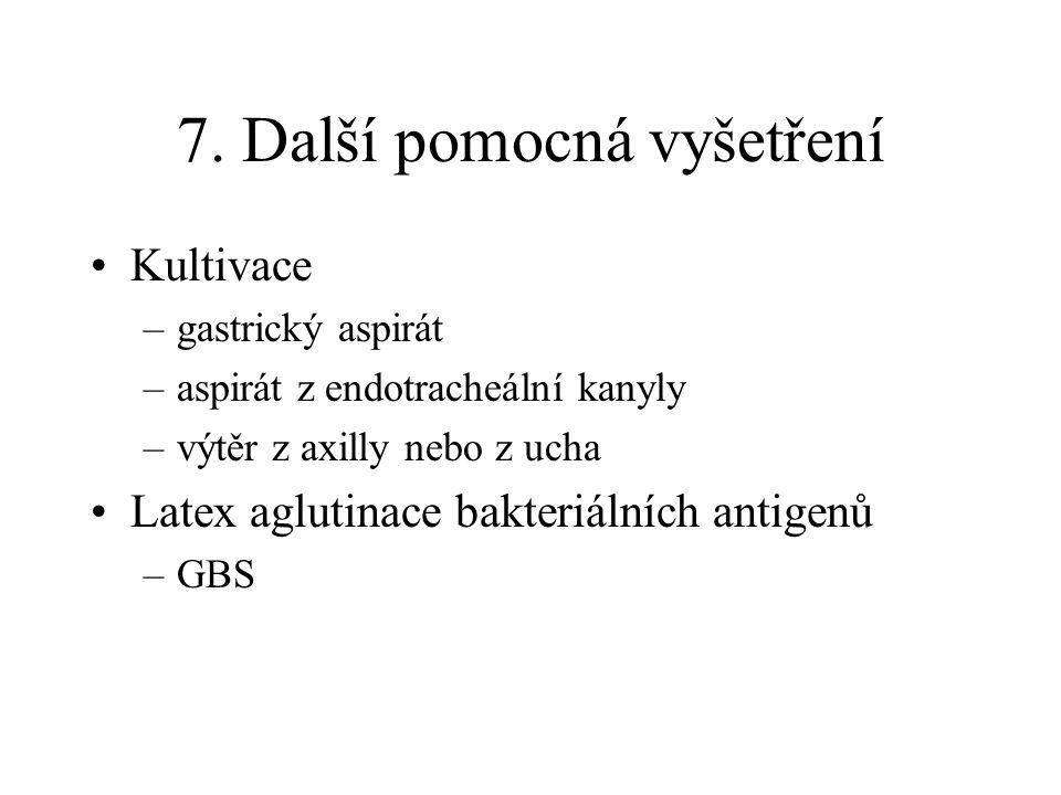 Terapie DIC Trombocytární koncentrát čerstvě mražená plasma Antithrombin III Heparin (?)