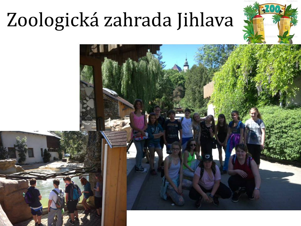 Zoologická zahrada Jihlava