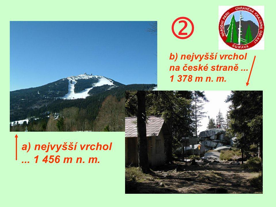  Nejstarší kamenný most v Čechách Soutok Křemelné a Vydry Název řeky