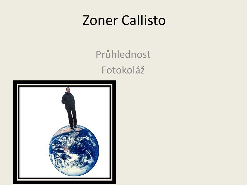 Zoner Callisto Průhlednost Fotokoláž