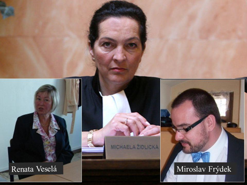 Renata Veselá Miroslav Frýdek