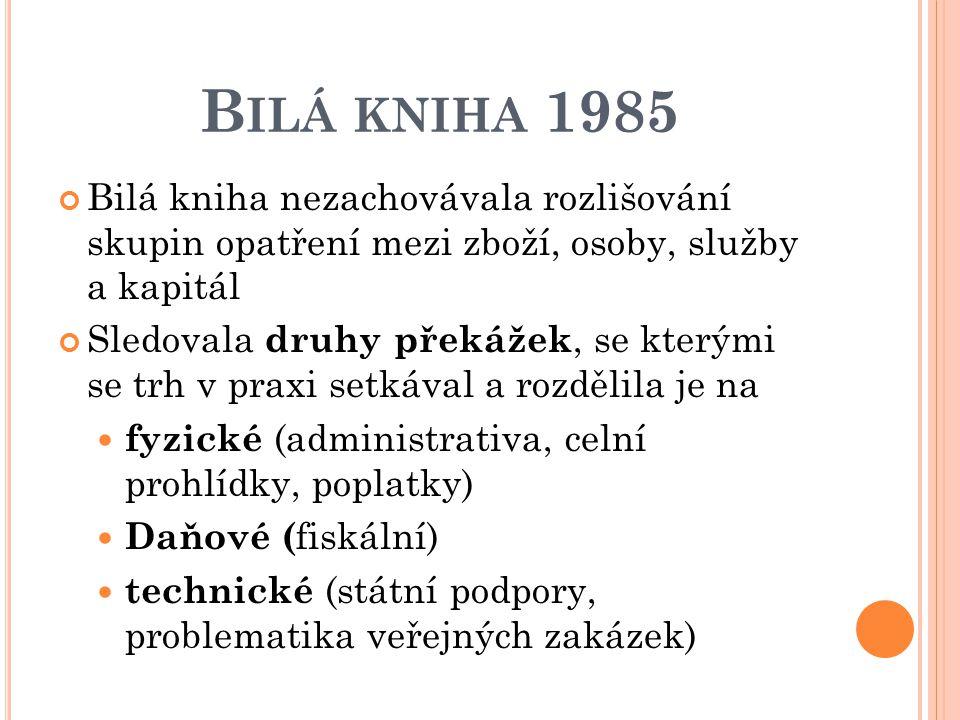 F ISKÁLNÍ PŘEKÁŽKY – ČLÁNEK 110 SFEU Případ 57/65 Lutticke GmbH v.