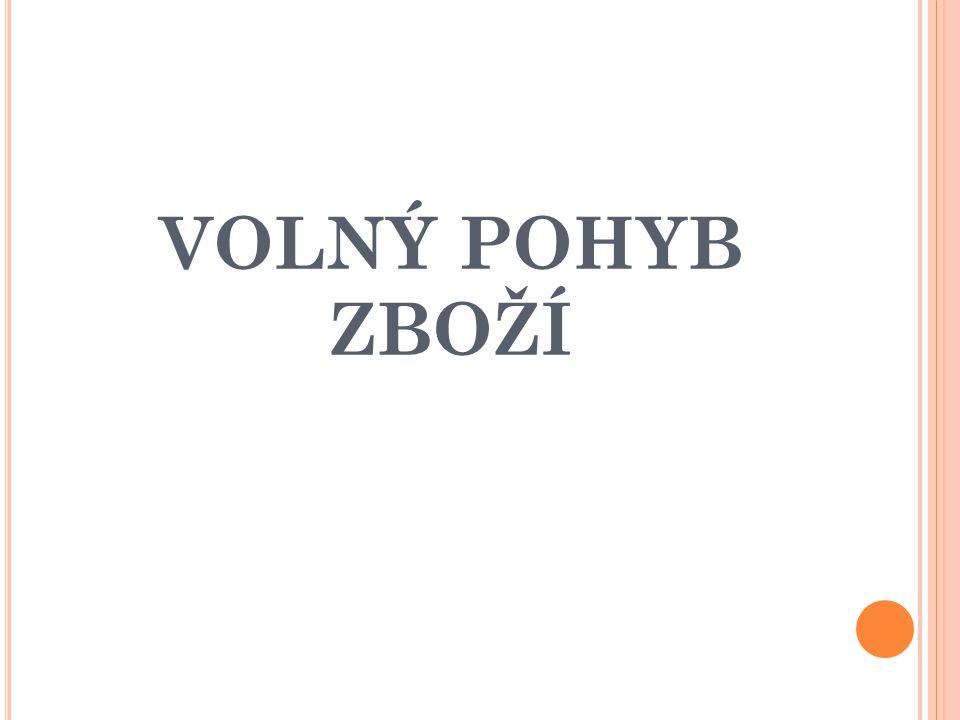 F ISKÁLNÍ PŘEKÁŽKY Článek 28 odst.