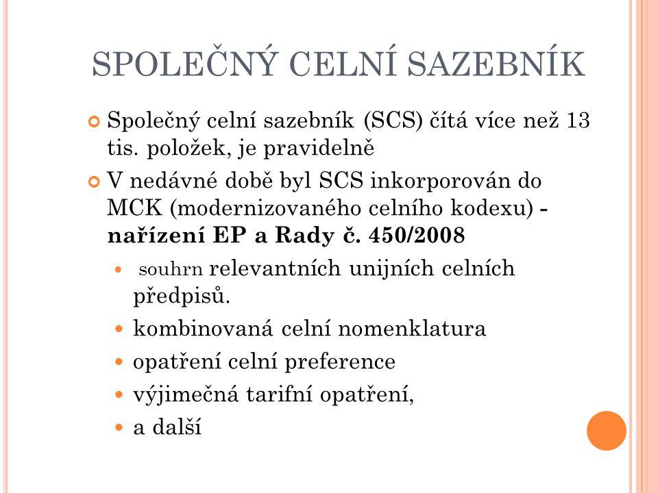 F ISKÁLNÍ PŘEKÁŽKY – ČLÁNEK 110 SFEU Podobnost .