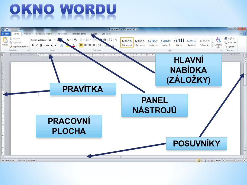 1)otevřeme program Word 2)klikneme na Soubor v levém horním rohu 3)klikneme na Otevřít 4)vybereme soubor, který chceme otevřít 5)klikneme na tlačítko Otevřít nebo stiskneme ENTER