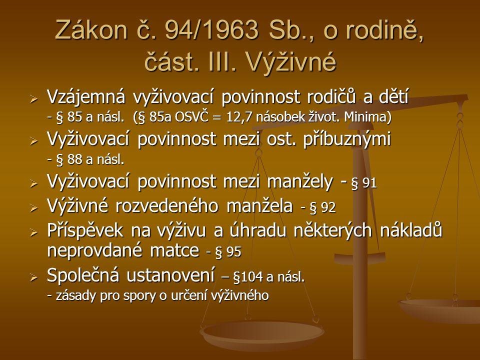 Ochranná výchova Upravena v zákonu č.218/2003 Sb., Upravena v zákonu č.