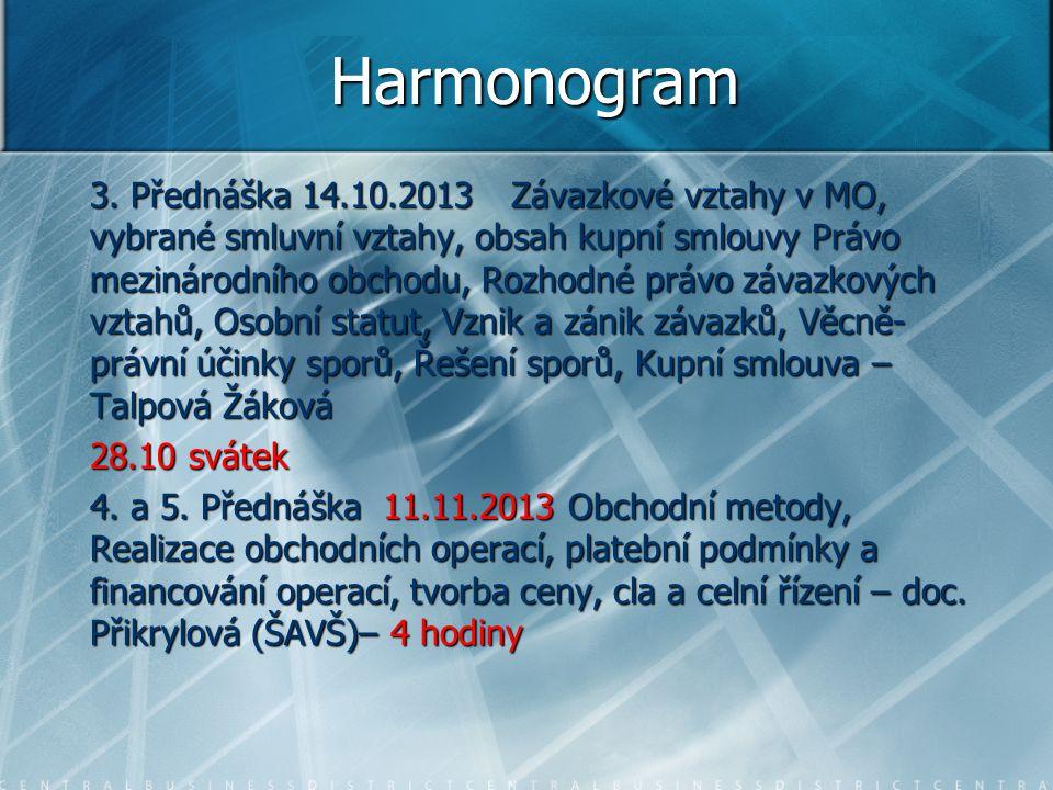 Harmonogram 6.