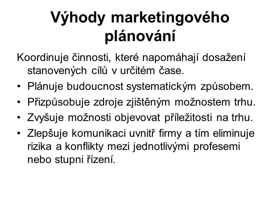 Marketingové mixy Transakční marketing = 4P, 6P, 7P –Price –Product –Placement –Promotion –Politics (politicko-společenské rozhodnutí) –Public opinion ( Veřejné mínění) –People (člověk – prodejní personál)