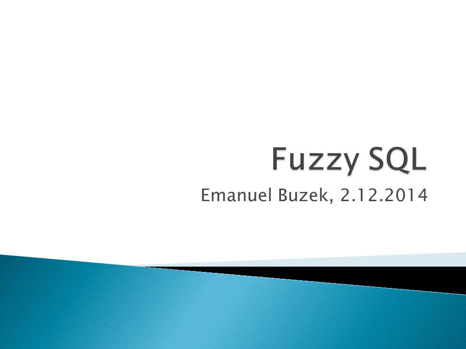 Emanuel Buzek, 2.12.2014