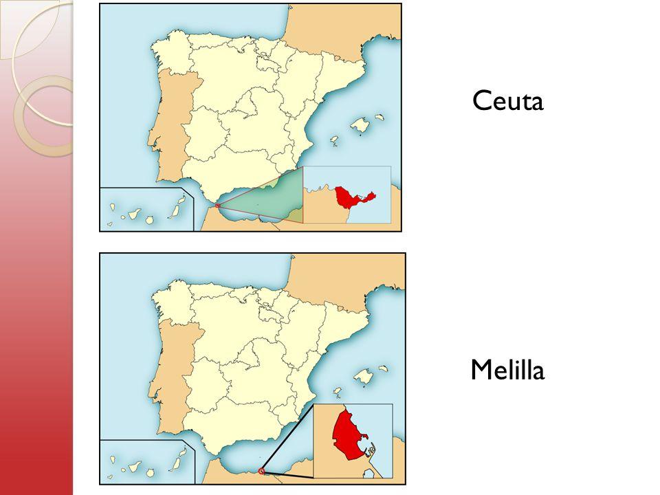 Ceuta Melilla