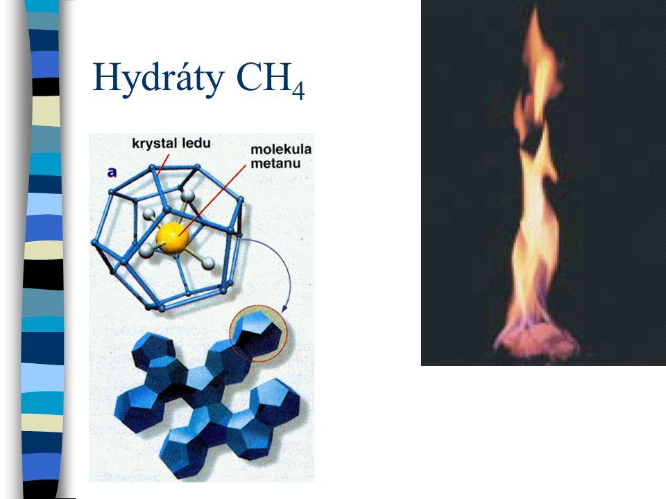 Hydráty CH 4