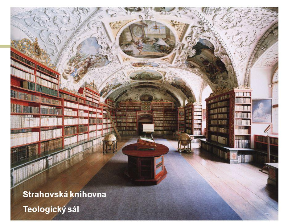 Strahovská knihovna Teologický sál