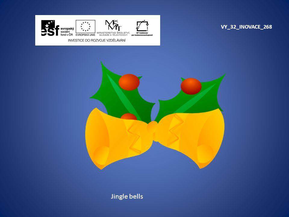 VY_32_INOVACE_268 Jingle bells