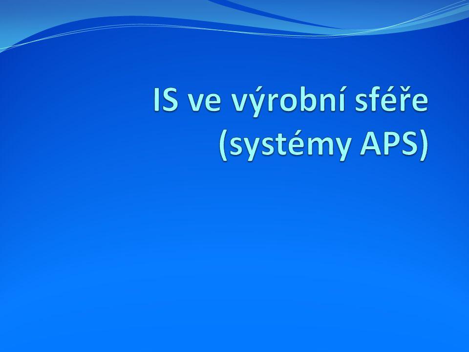 Co znamená APS.