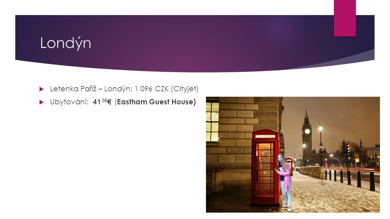 Los Angeles  Letenka Londýn – Los Angeles: 7 537 CZK (Norwegian)  Ubytování: 60.13 € ( Howard Johnson Express Inn Norco)