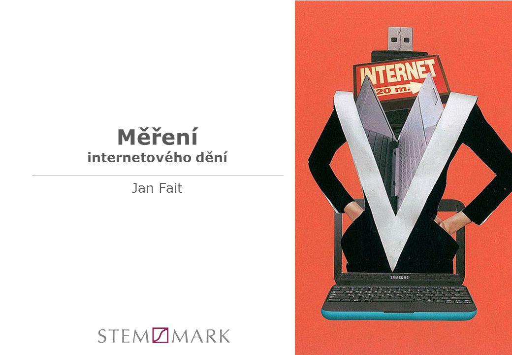 Měření internetového dění Jan Fait