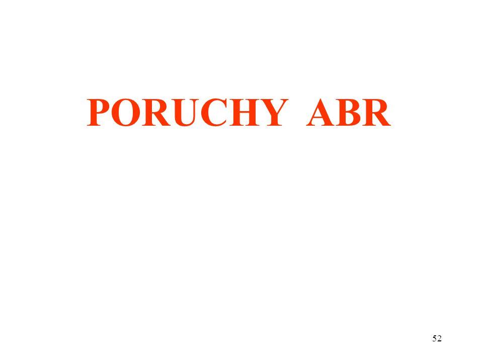 52 PORUCHY ABR