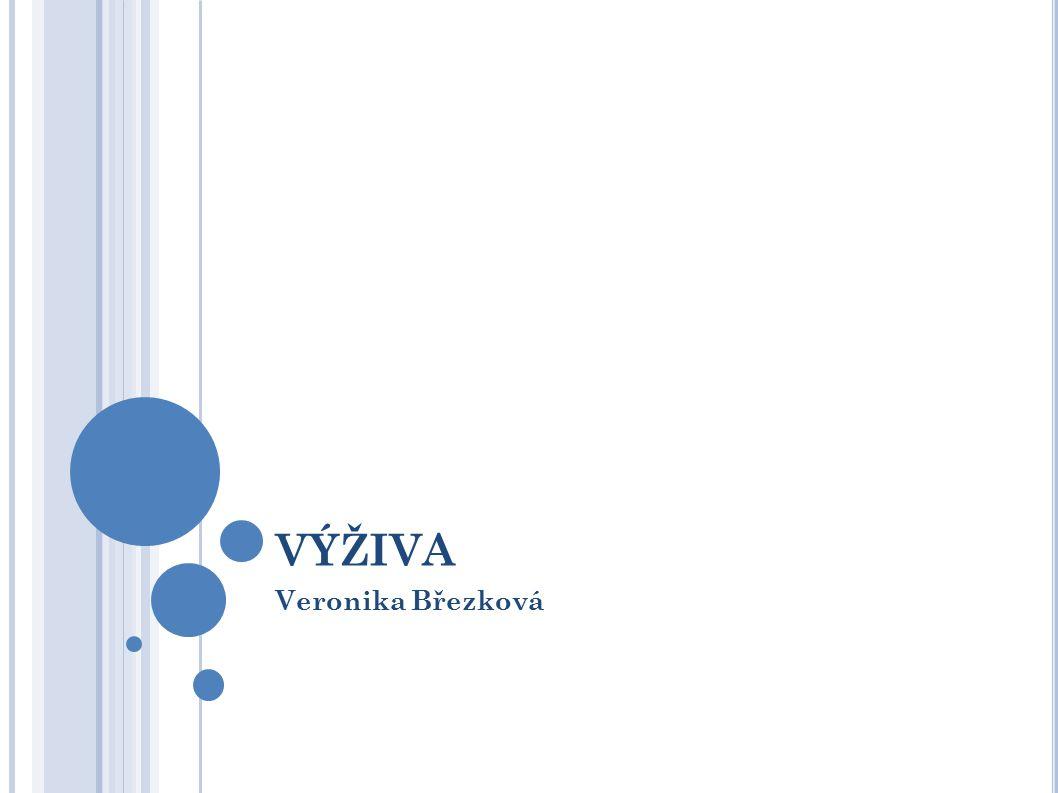 VÝŽIVA Veronika Březková