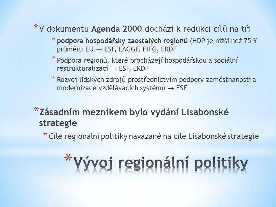 * Lisabonská strategie * Byla vyhlášena v 3/2000 na summitu ER v Lisabonu * Cíl: proměnit EU v nejkonkurenceschopnější ekonomiku světa do r.
