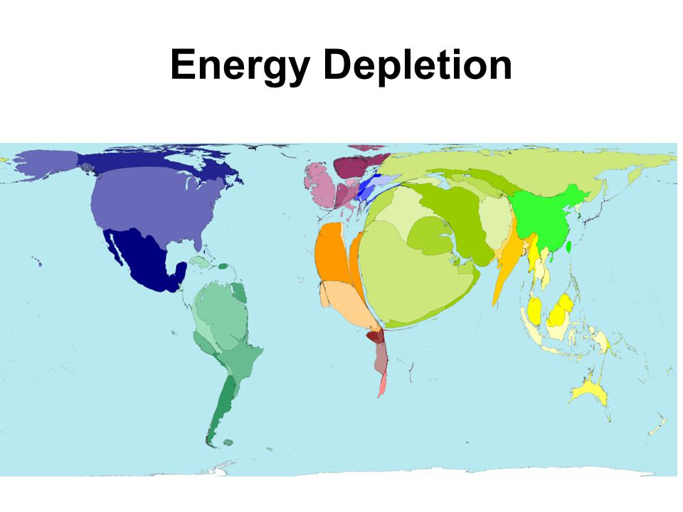 Energy Depletion