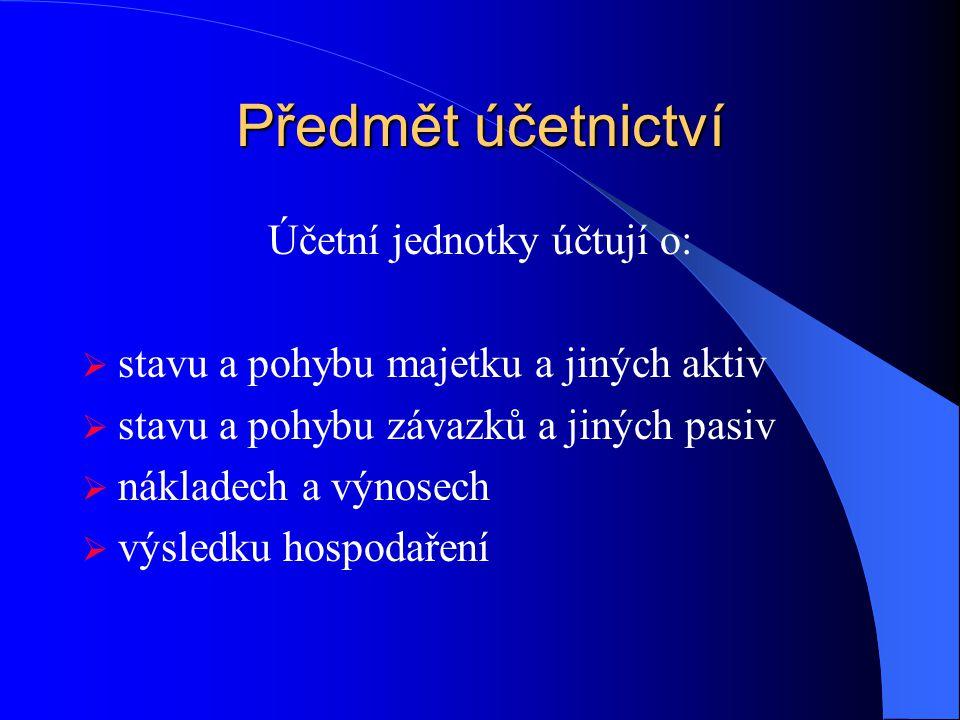Vnitřní předpisy Komory  Zkušební řád  Dozorčí řád  Kárný řád  Jednací řád sněmu  Vnitřní předpisy k provedení systému kontroly kvality  Etický kodex  Auditorské standardy  atd.