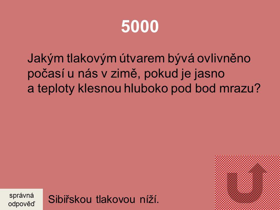4000 Ve které části ČR člověk nejvíce pozměnil ráz krajiny včetně reliéfu.