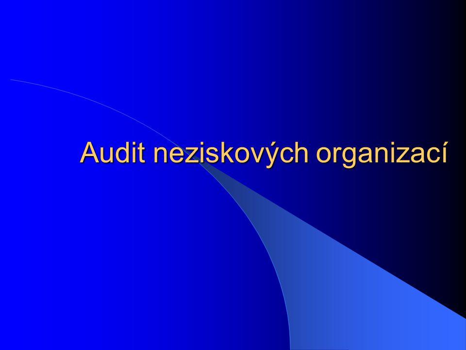 Obecné standardy přezkoumání hospodaření  auditor provádějící přezkoumání hospodaření musí mít dostatečné profesní schopnosti k provedení požadovaných úkolů  doplnění odborné způsobilosti v oblastech, které vyplývají ze specifik přezkoumání hospodaření  udržovat jak osobní, tak vnější nezávislost