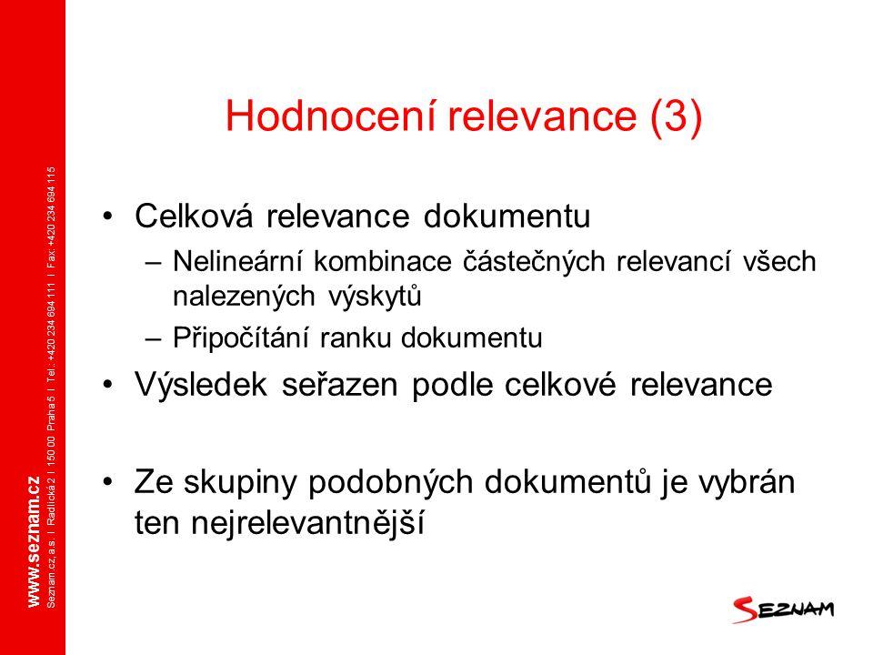 www.seznam.cz Seznam.cz, a.s.