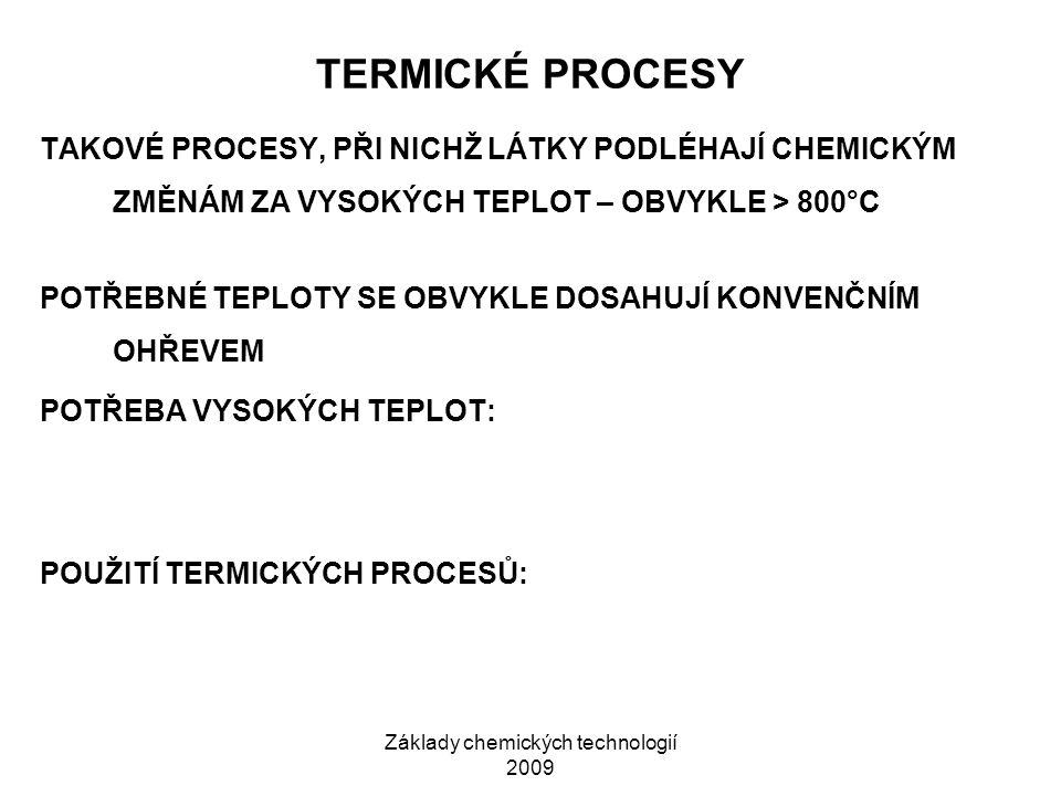Základy chemických technologií 2009 POSTUP VÝROBY KERAMIKY 1)PŘÍPRAVA SUROVINY: 2)TVAROVÁNÍ VÝROBKU 3)SUŠENÍ: 4)VYPALOVÁNÍ: 5)CHLAZENÍ: