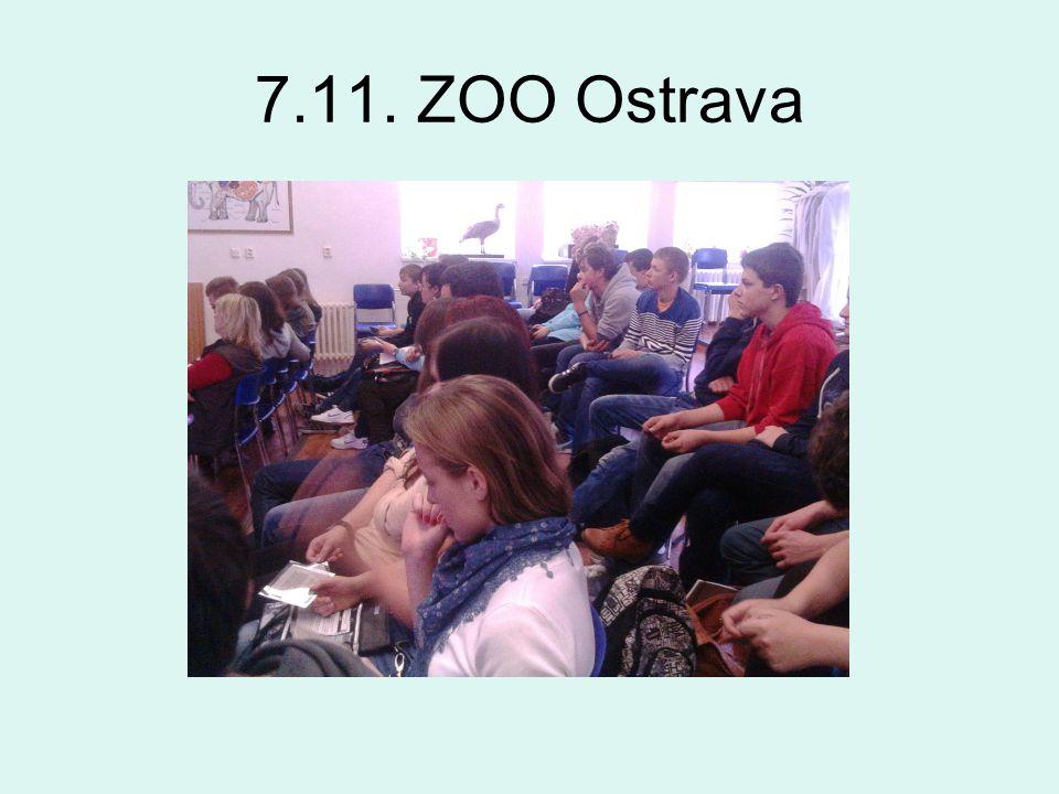 7.11. ZOO Ostrava