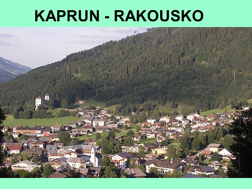 KAPRUN - RAKOUSKO