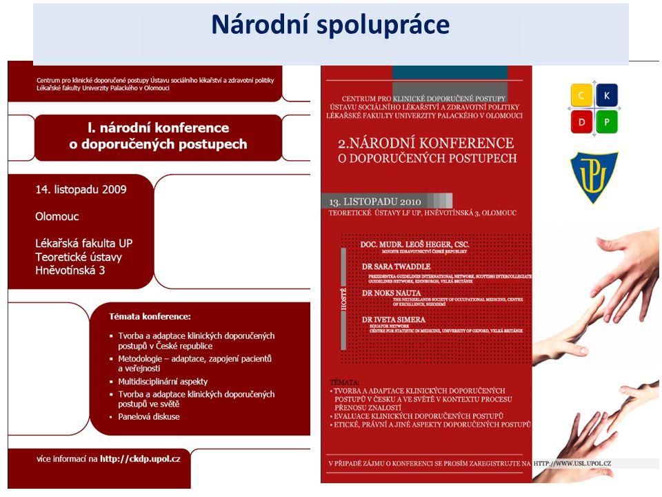 4.1.2011 Národní spolupráce