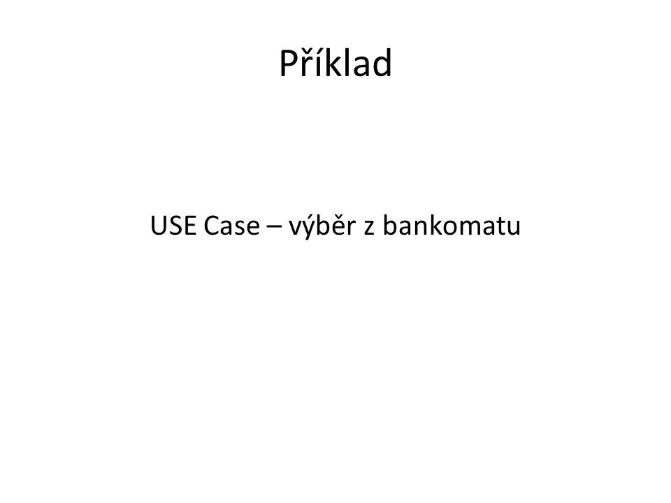 Use case - příklad